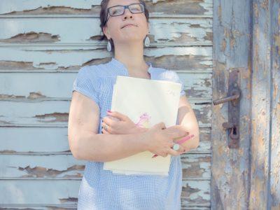 (Business)Portrait Kerstin